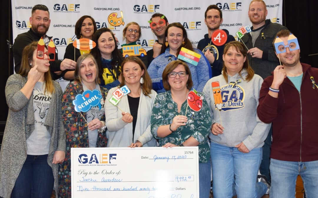 GAEF Celebrates Students and Teachers