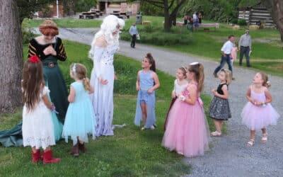 Daddy Daughter Dance an overwhelming success!